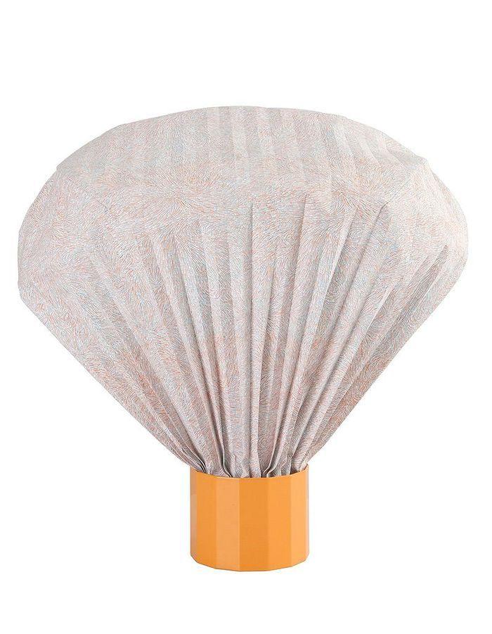 Le pliss s invite dans la d co elle d coration - Lampe made in design ...