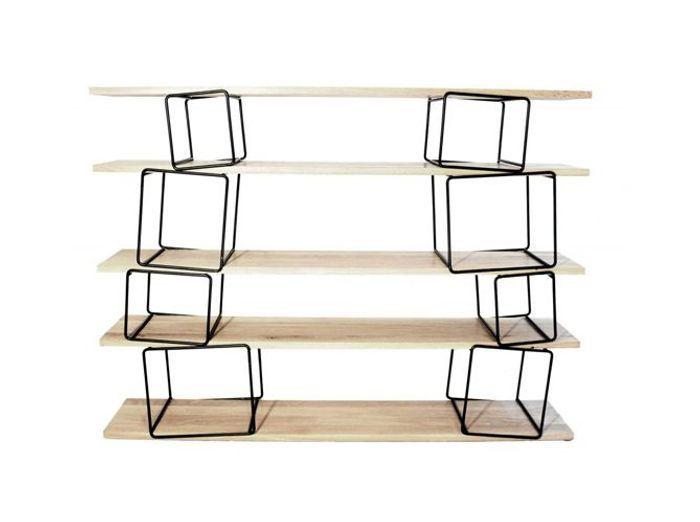 Les meubles d structur s des meubles en folie elle d coration - Meuble etagere design ...