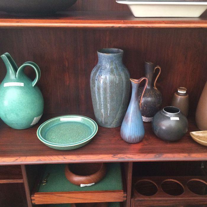 Céramiques vintage