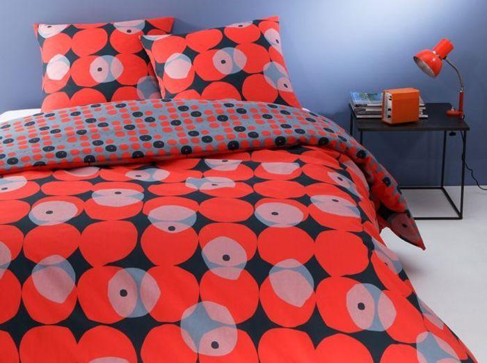 Du linge de maison color pour la rentr e elle d coration for Site de linge de lit