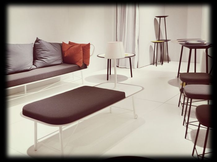 Chauffeuse, collection « Je », Agence piKs Design