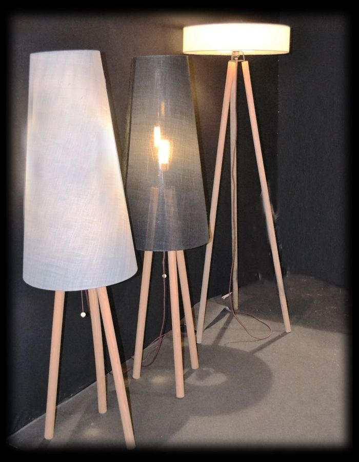 Lampe Mélusine Anne Marie Zahar