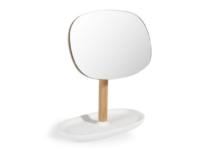 miroir en bois printemps t maisons du monde with porte bijoux maison du monde. Black Bedroom Furniture Sets. Home Design Ideas