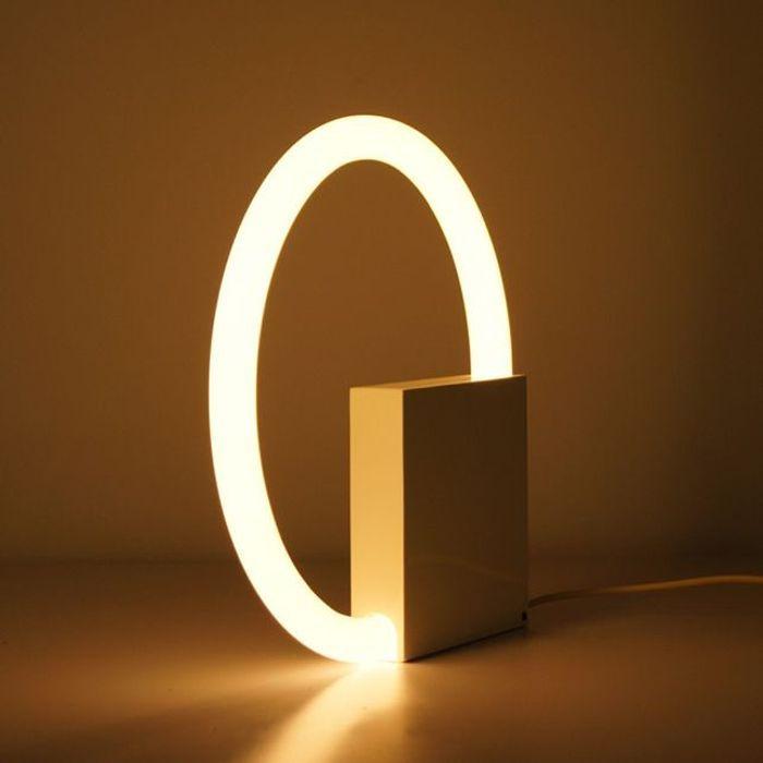 TC6 Circle Lamp par Aldo van den Nieuwelaar