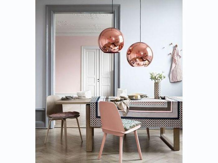 on ne se lasse pas du rose en d coration elle d coration. Black Bedroom Furniture Sets. Home Design Ideas