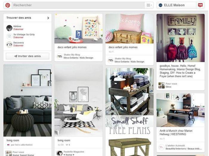 6) Maintenant amusez-vous sur Pinterest!