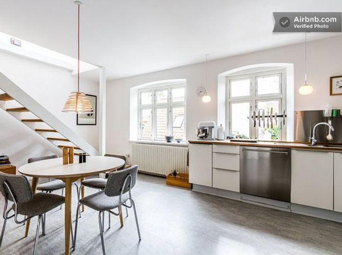 AppartementdarchitecteairbnbaAarhus
