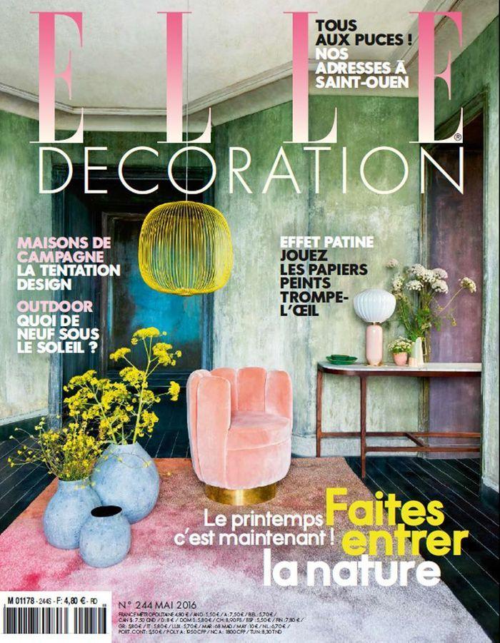 tendance d coration cactus tendance cactus elle d coration. Black Bedroom Furniture Sets. Home Design Ideas