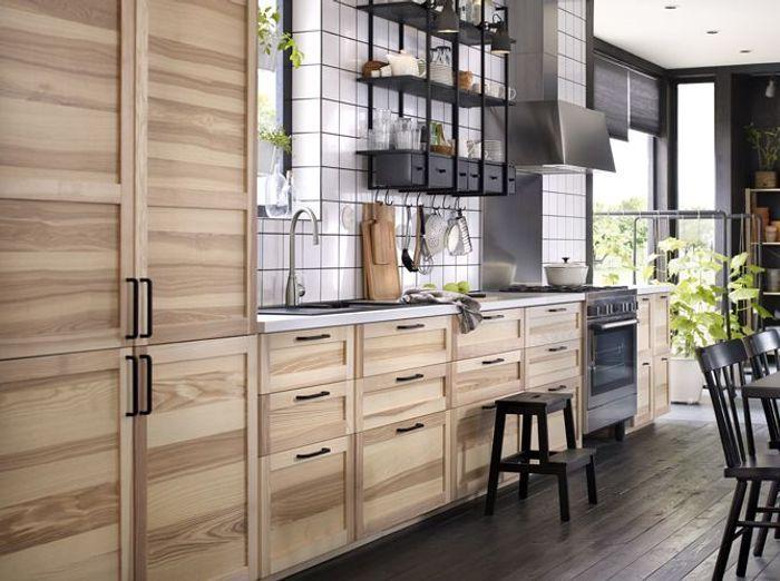 alerte tendance du bois et rien que du bois chez moi elle d coration. Black Bedroom Furniture Sets. Home Design Ideas