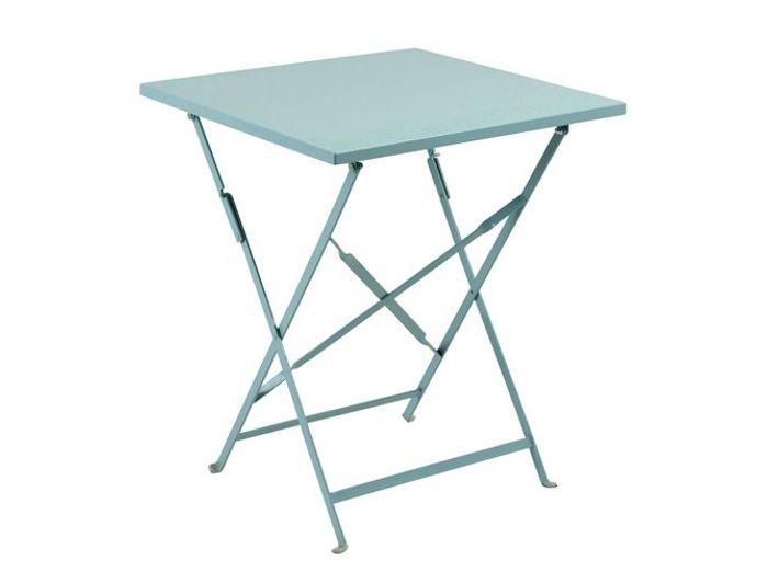 Une d co esprit bord de mer c 39 est de saison elle d coration - Fabriquer une table pliante ...