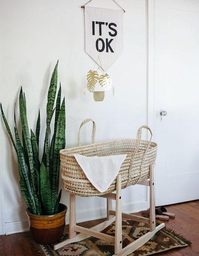 Une chambre de bébé qui change