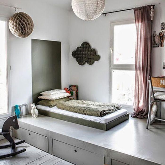 15 jolies chambres d 39 enfants copier elle d coration - Chambre denfant ...