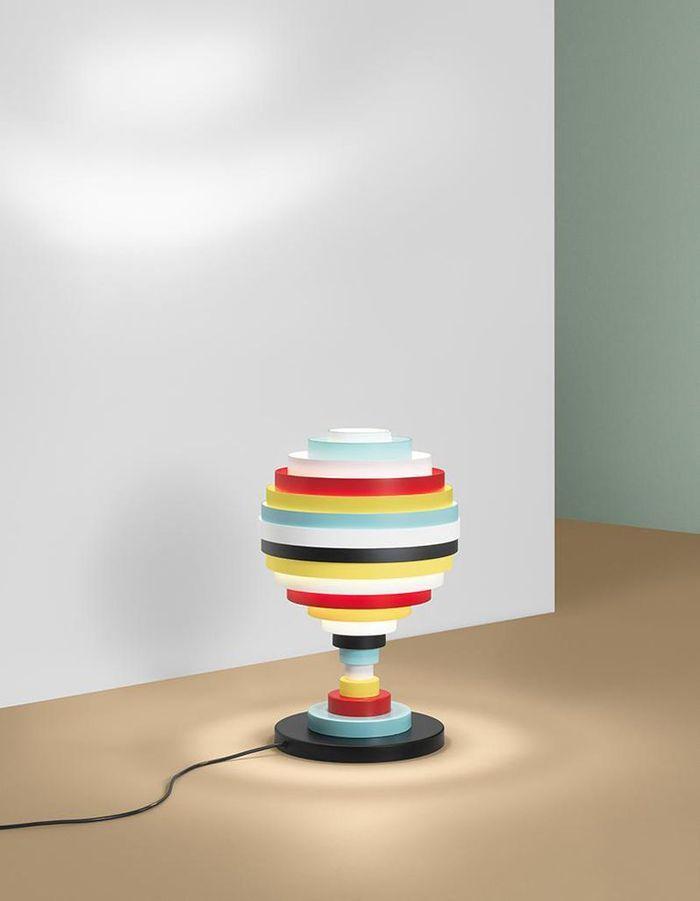 Lampe multicolore Zero