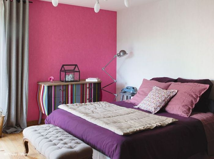 Couleur chambre femme for Sites de decoration maison