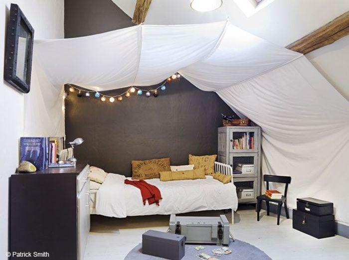 40 id es d co pour une chambre d enfant elle d coration - Idee amenagement petite chambre ...