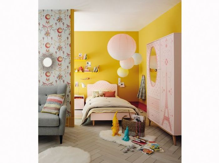 40 id es d co pour une chambre d enfant elle d coration. Black Bedroom Furniture Sets. Home Design Ideas