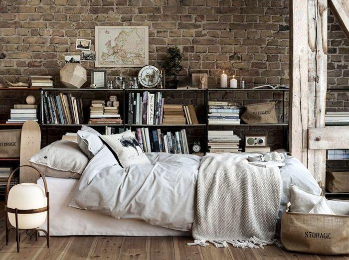 Une chambre cosy pour l\'automne - Elle Décoration