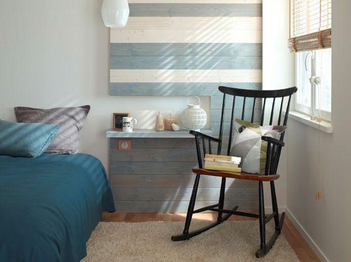 une chambre cosy pour l 39 automne elle d coration. Black Bedroom Furniture Sets. Home Design Ideas