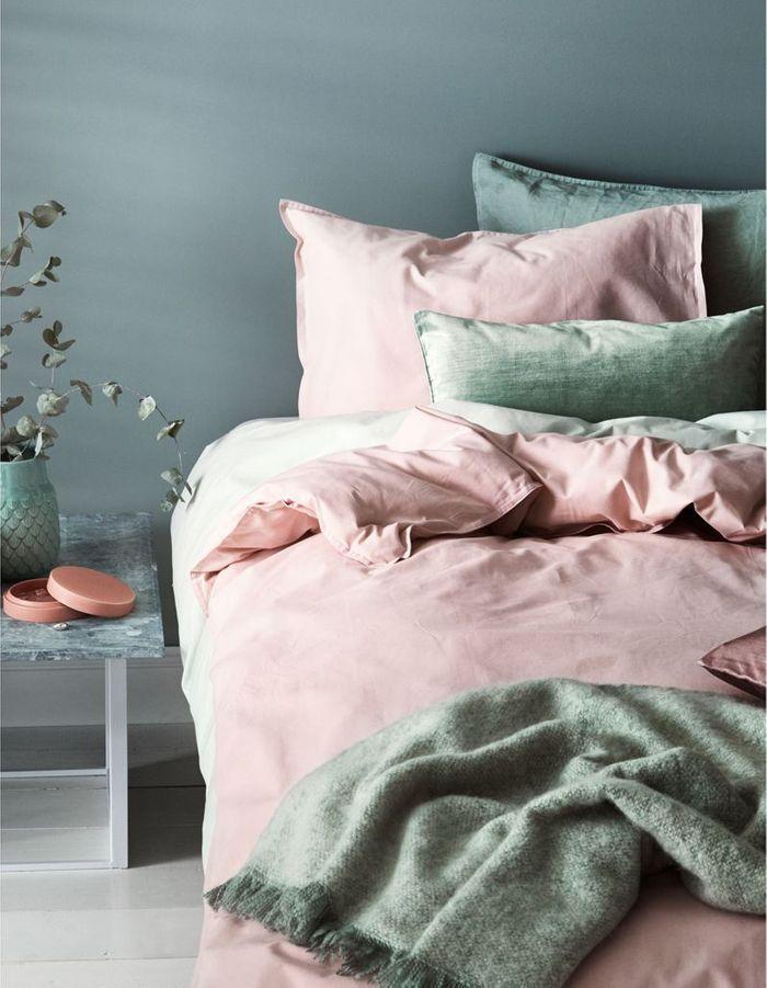 Choisir des teintes pastel pour une chambre cocooning