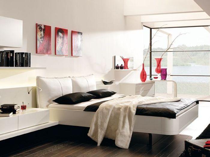 Craquez pour une chambre design elle d coration for Deco chambre contemporaine