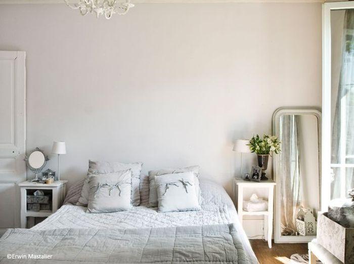 Chambre romantique elle d coration - Decoration chambre adulte romantique ...