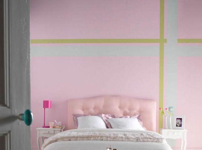 Chambre on mise sur des murs color s elle d coration for Chambre de mise en charge