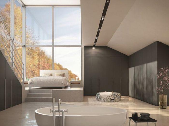 Dans l intimit de 40 jolies suites parentales elle for Decoration chambre parentale romantique