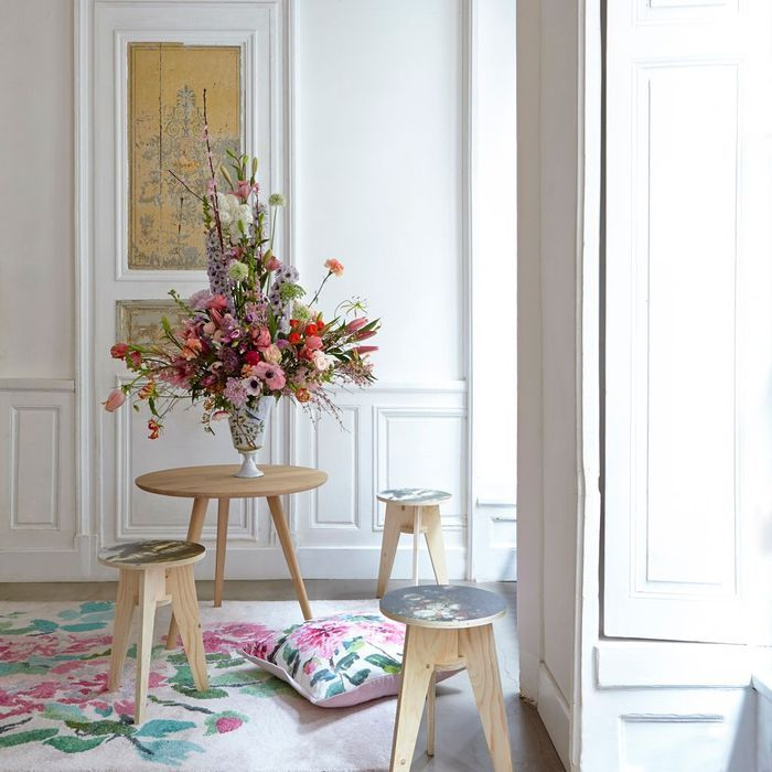 Un bouquet de fleurs champêtre