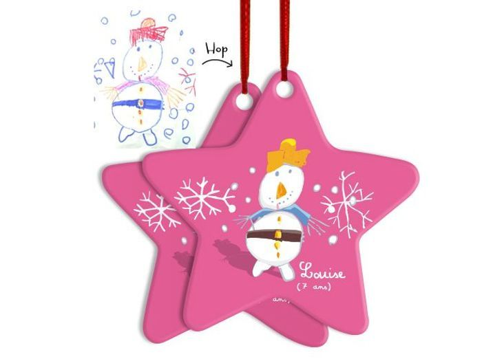 Deco noel enfant madame pop and kids