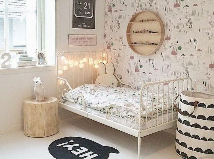 chambre d 39 enfant faites le plein d 39 id es d co elle. Black Bedroom Furniture Sets. Home Design Ideas
