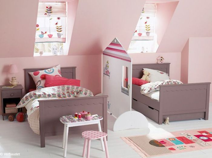 les plus jolies chambres d 39 enfants de la rentr e elle d coration. Black Bedroom Furniture Sets. Home Design Ideas