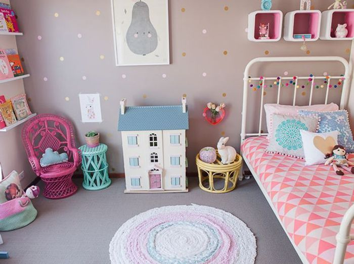 Les plus jolies chambres d\'enfants de la rentrée - Elle Décoration