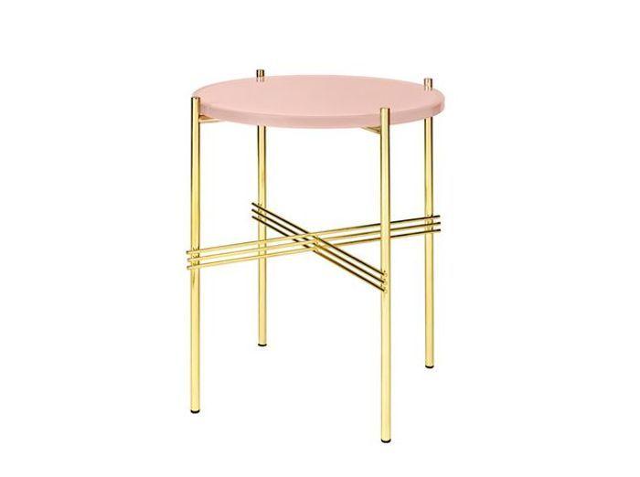 50 tables de chevet pour tous les styles elle d coration - Table de chevet art deco ...