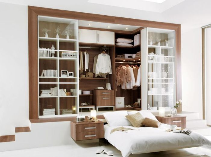 d co chambre armoire ou dressing vous de choisir. Black Bedroom Furniture Sets. Home Design Ideas