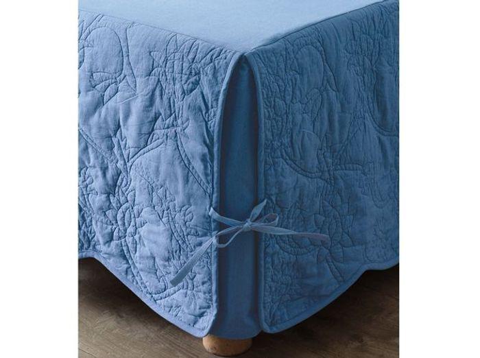Cache sommiers et si l 39 un d 39 eux habillait votre lit elle d cora - Prix d un sommier tapissier ...