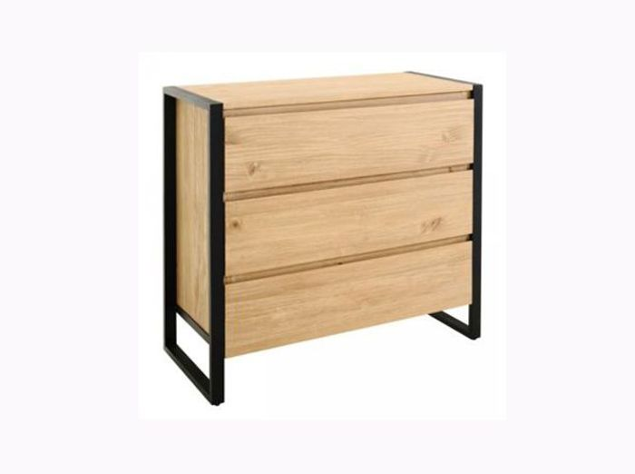Interesting commode minimaliste with commode 5 tiroirs ikea for Ikea commode pin