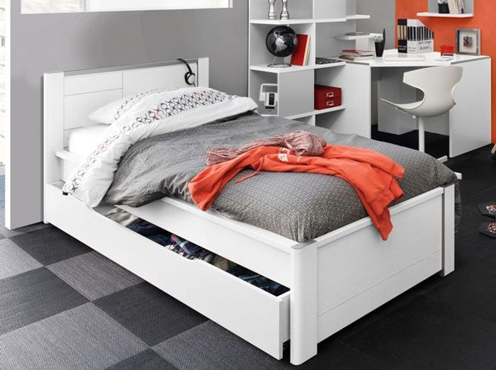 o acheter un lit gigogne elle d coration. Black Bedroom Furniture Sets. Home Design Ideas