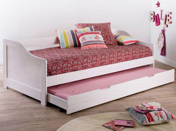 25 lits gigognes pour gagner en espace et en confort. Black Bedroom Furniture Sets. Home Design Ideas