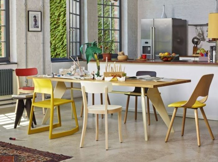 25 astuces pour apporter une touche de couleur à votre cuisine ...
