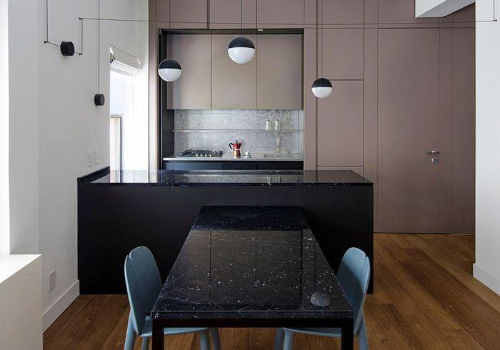 20 cuisines de r ve elle d coration. Black Bedroom Furniture Sets. Home Design Ideas