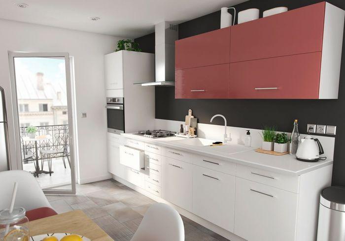cuisine castorama nos mod les coups de coeur elle d coration. Black Bedroom Furniture Sets. Home Design Ideas