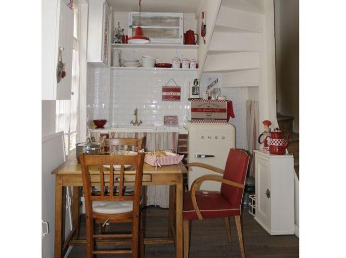 Les plus belles cuisines de nos internautes elle d coration - Les plus belles petites cuisines ...