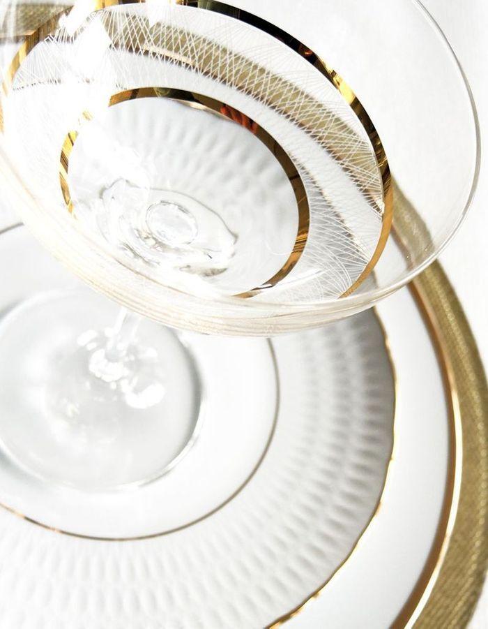 Coupe à champagne Bruno Evrard