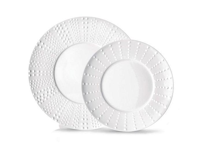 Assiette plate porcelaine delamaisonfr