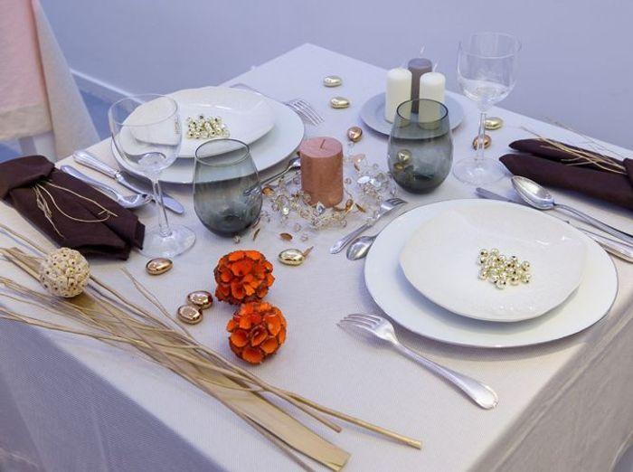 Les plus jolies tables de france elle d coration - Les bonnes manieres a table en france ...