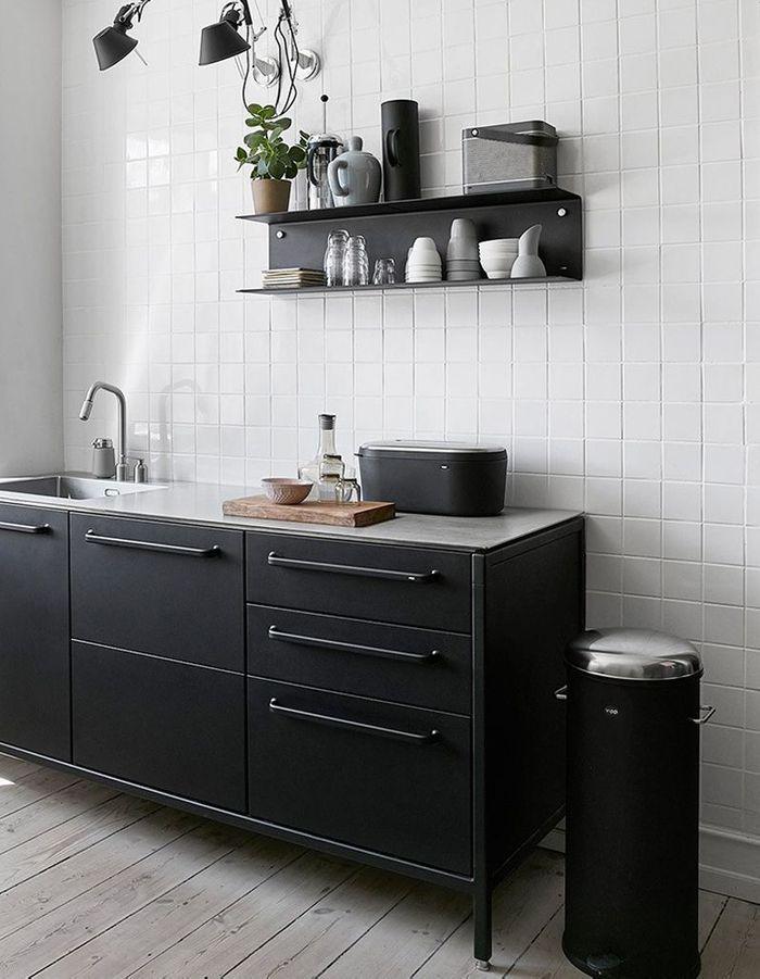 petite cuisine d couvrez toutes nos inspirations elle d coration. Black Bedroom Furniture Sets. Home Design Ideas