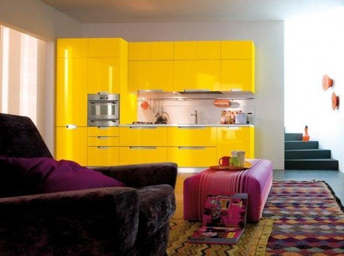 Petite cuisine d couvrez toutes nos inspirations elle for Accessoire cuisine jaune
