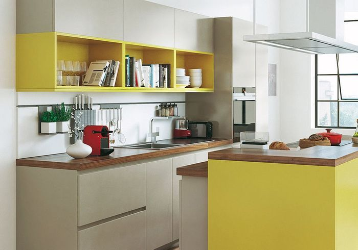 Petite cuisine d couvrez toutes nos inspirations elle for Cuisine ouverte 5m2