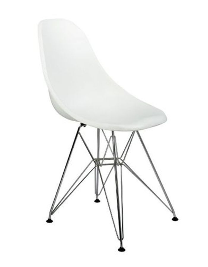 20 chaises de cuisine elle d coration for Reedition chaise eames