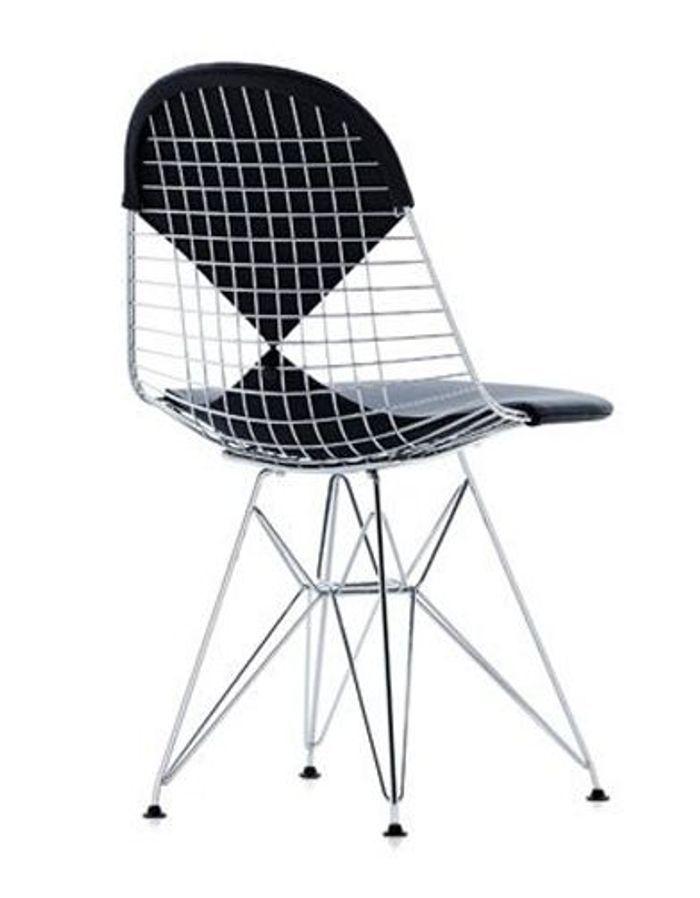 20 chaises de cuisine elle d coration for Acheter vitra